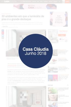 Casa Claudia – Junho 2018